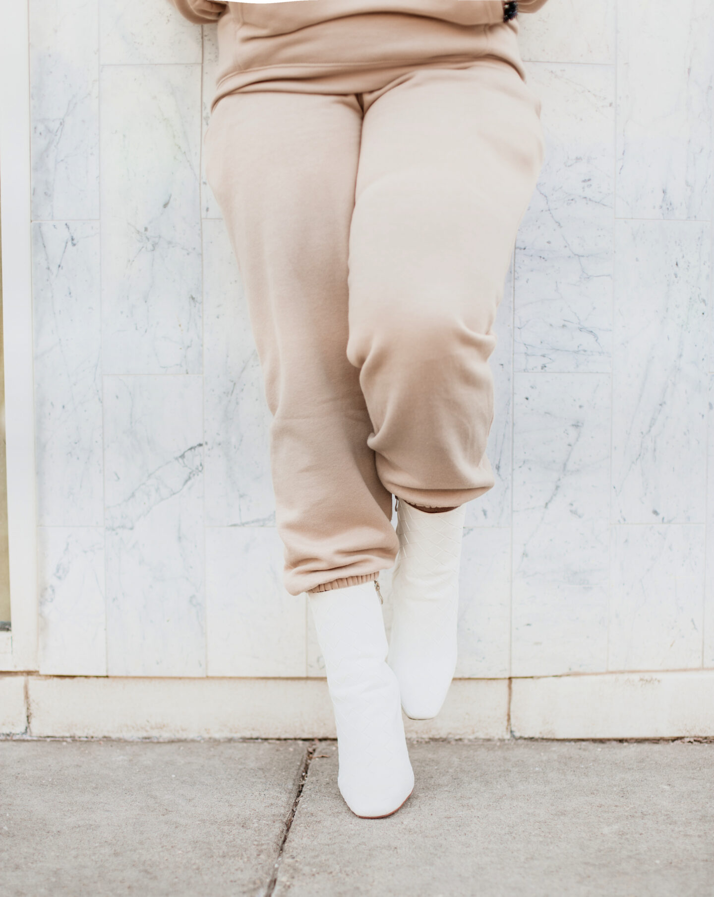 neutral-hoodie-jogger-set-white-booties