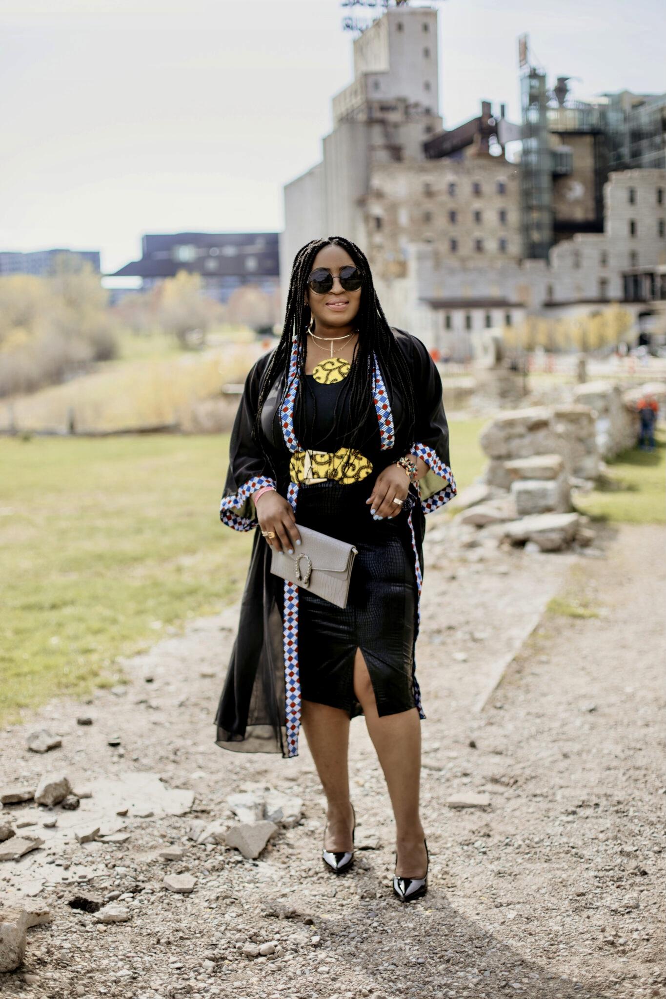 Fasjion-blogger-hypnozglam-kimono-dress- african-prints
