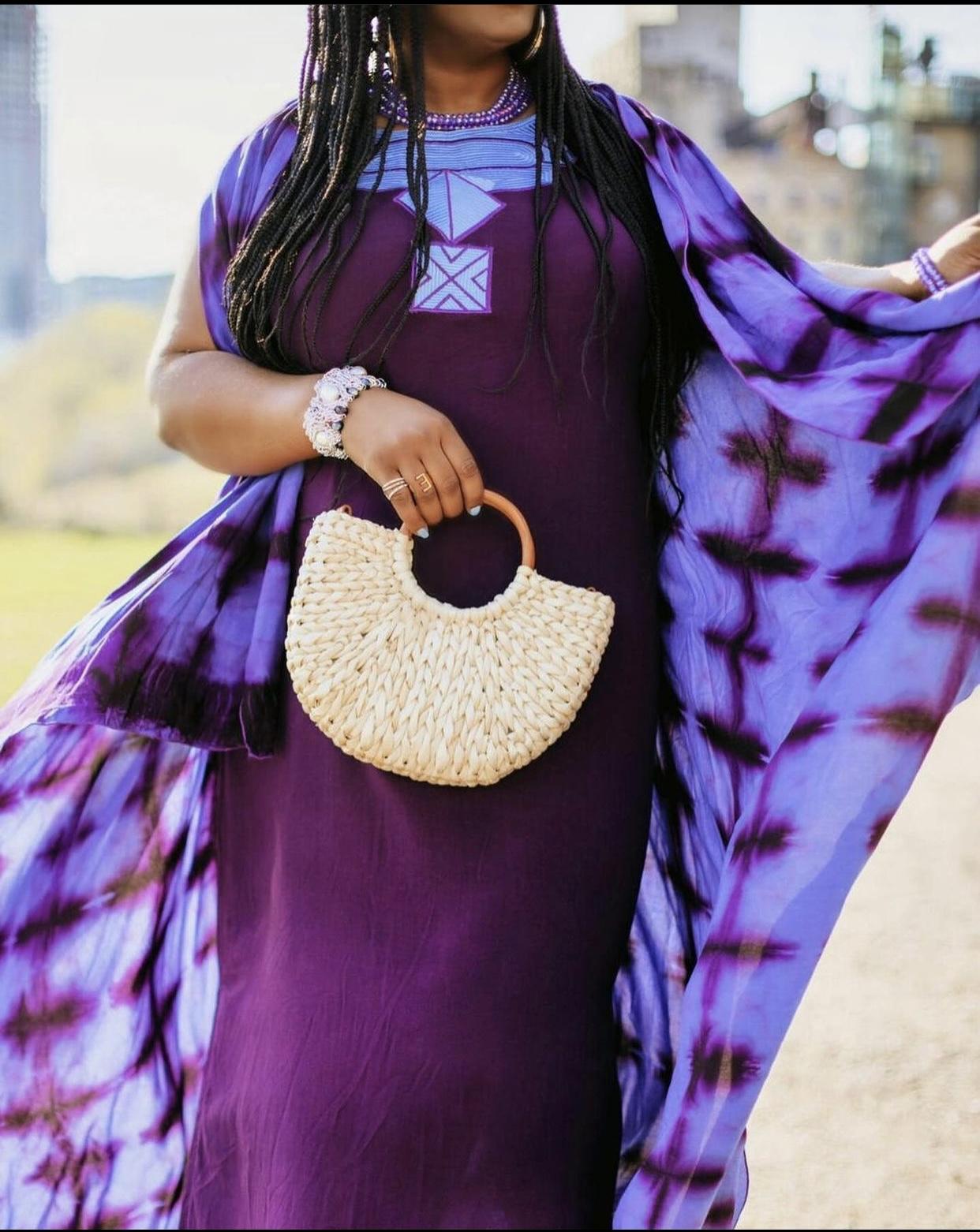 Beautiful-purple-ensemble